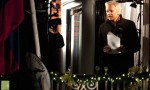 Julian Assange addresses supporters outside Ecuadorian Embassy