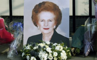 Margaret Thatcher, Prime Minister 1979 - 1990. IBSTimes