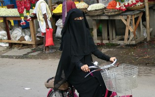 Women in Saudi Arabia will now be able to ride bicycles and motorcycles in parks and recreational areas. (Photo by Stephanie Titcombe)