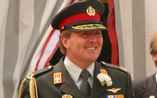 King Willem-Alexander has vowed to me a 21st  century monarch. (Photo: Dreamstime)