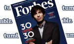 David Karp, the brains behind social media sensation Tumblr, made Forbes' 30 Under 30 list this year as one of the world's richest young entrepreneurs.
