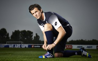Joey Barton was one of the first to back the campaign. Source Tumblr LoveSoccerLoveLife