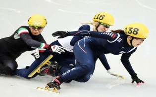 Elise Christie turning a corner credit@koreatimes