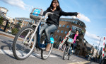 There are nearly 10,000 Boris bikes available to hire within the UK's capital: Grobs flickr