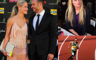 Reeva Steenkamp's case may bring forward discussions on gun legislation. Credit@facebook.com, twitter, flickr.com