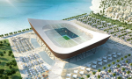 The Al-Shamal stadium (concept image) is one of the twelve proposed venues should Qatar retain the 2022 World Cup. credit@Qatar 2022 FIFA World Cup via Facebook