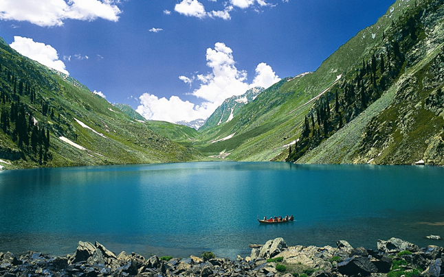 Kundol, one of the many lakes within Swat ValleyCredit@Tour Swat Kundol Lake Swat Valley