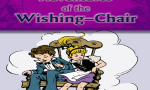 Enid Blyton's The Adventures of the Wishing Chair is such a fabulous book to read! Credit with thanks@ Egmont Publishing