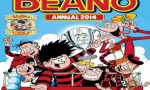 The Beano Annual is such fun to read! Credit@The Beano Annual 2014 (c) D.C. Thomson & Co. Ltd. copy