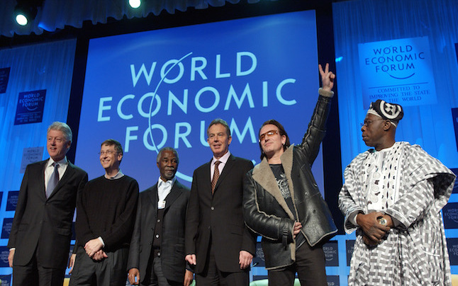 The World Economic Forum marked the opening of its 45th Annual Meeting on Tuesday by awarding three exceptional artist and cultural leaders with a Crystal Award. credit@commons.wikimedia.org