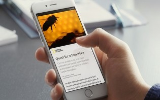 Instant Article may be the way forward with Journalism. Credit@ Facebook