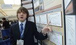 After winning first place at the 2012 Intel International Science and Engineering Fair for his patent-pending pancreatic cancer detector, Jack Andraka has teamed up with other high school scientists to compete in the $10 million Qualcomm Tricorder X Prize. Credit@Intel Free Press